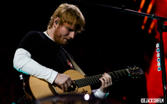 Ed Sheeran - 2018 Divide Stadium Tour Arrowhead Stadium Kansas CIty